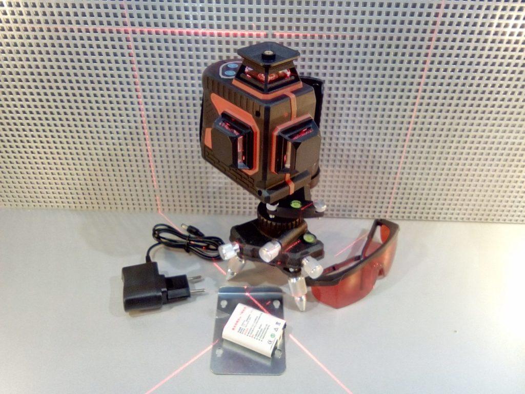 fukuda 3×360 лазерный уровень