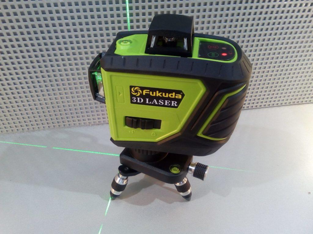 fukuda 3D SPB lazer