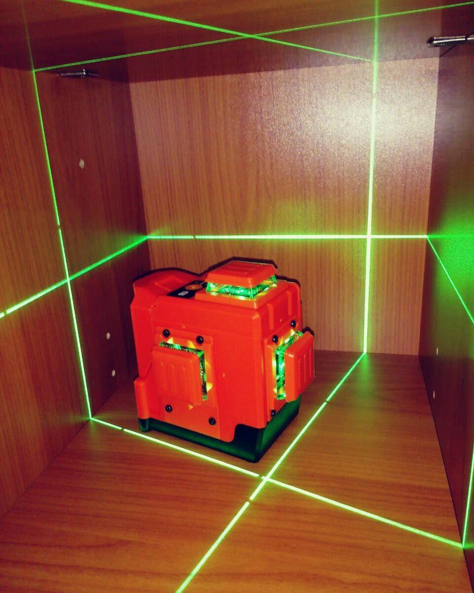 лазерный уровень 3D